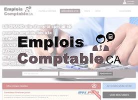 SITE D'EMPLOI POUR COMPTABLES
